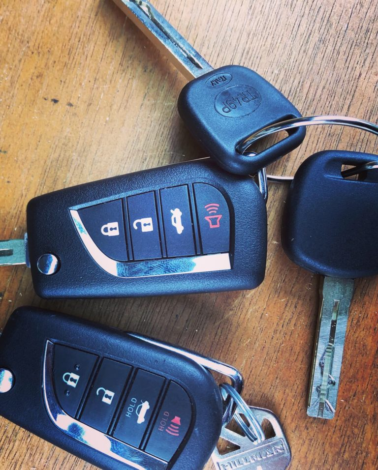 car key fob replacement