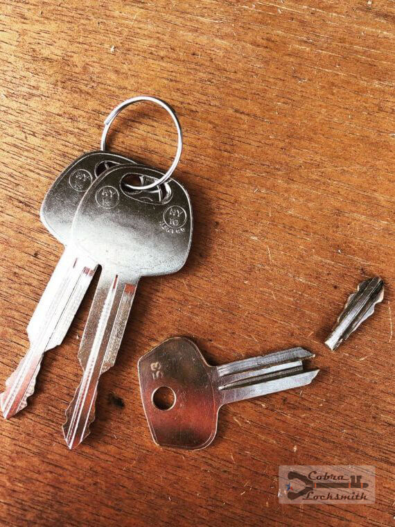 home lockout and broken key duplication