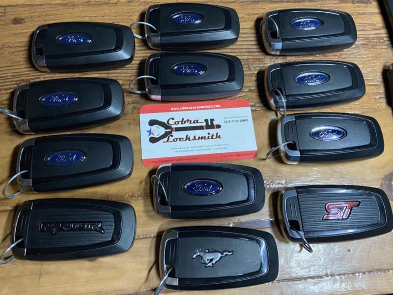 car key fobs