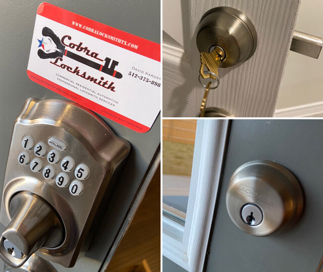 what lock is better - keypad or regular deadbolt